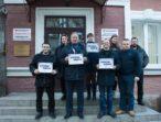 «Батьківщина» Одещини долучилась до міжнародного флешмобу