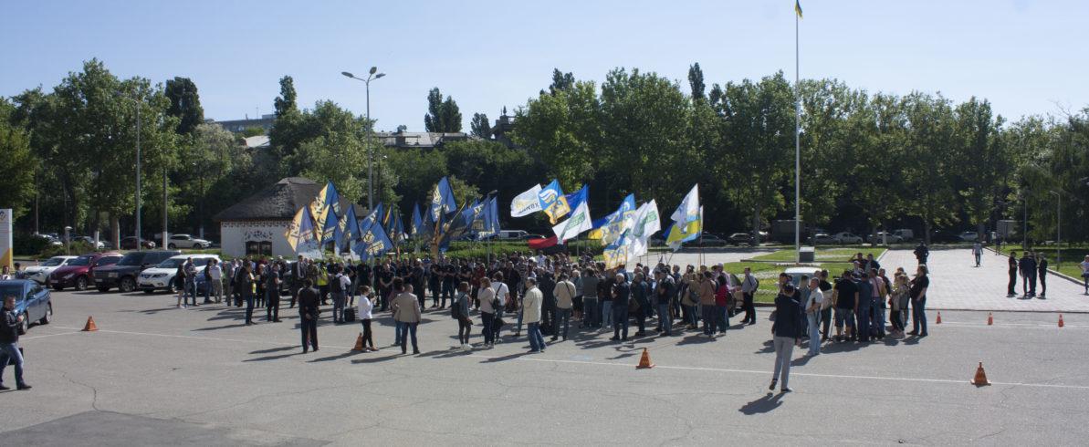 «Батьківщина» Одещини за зміну виборчого законодавства