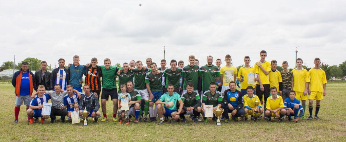 У Біляївському районі «Батьківщина Молода» провела футбольний турнір