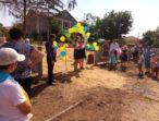 «Батьківщинівці» відкрили черговий дитячий майданчик у Балтському районі