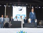 Олег Радковський привітав Чорноморських портовиків з ювілеєм