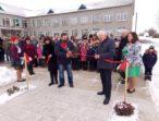 «Батьківщинівці» Одещини встановили пам'ятник Тарасу Шевченку