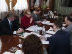 Юлія Тимошенко обговорила з Головою Представництва ЄС в Україні масштабні порушення під час виборчої кампанії