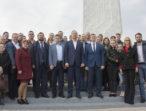 «Батьківщинівці» вшанували пам'ять героїв-визволителів до 75-ї річниці Дня Визволення Одеси