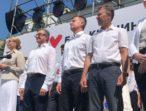 Партія «Батьківщина» оголосила першу п'ятірку свого списку
