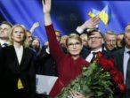 Привітання Юлії Тимошенко з нагоди 20-річчя партії «Батьківщина»