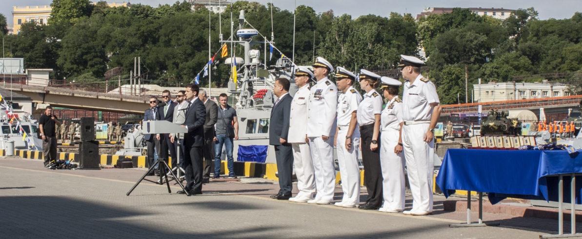 Президент завітав до Одеси