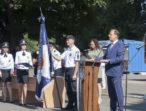 Олег Радковський привітав поліцію Одещини зі святом