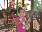 В Березівській громаді побудували новий дитячий майданчик
