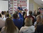Олега Радковського переобрали головою «Батьківщини» Одещини