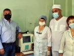 Олег Батлюк передав Окнянській лікарні медичне обладнання