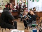 «Батьківщинівці» Одеси привітали дітей з прийдешніми святами
