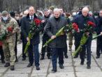 З нагоди Дня Збройних Сил України відбулася офіційна церемонія покладання квітів в Одесі
