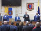 Олега Радковського обрали Першим заступником голови Одеської облради