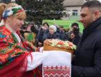 Андрій Бабенко допоміг в організації свята Масляної в Захарівці