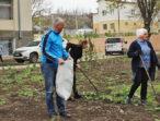 «Батьківщинівці» провели суботники в громадах Одещини
