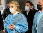 Юлія Тимошенко: Наводити лад в системі охорони здоров'я  треба негайно, бо кожен втрачений день – це життя людей